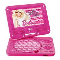 DVD Portátil da Barbie - Tectoy -