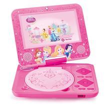 DVD Portátil das Princesas Disney - Tectoy -