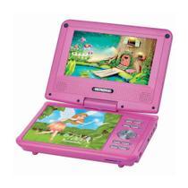 DVD Portátil Mondial D-12 Fadas Encantadas -