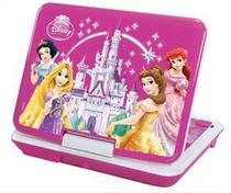 Dvd portatil - princesas - Tec Toy - Licenciado