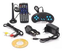Dvd Portátil Tv Digital Knup Kp Kp-d119 Usb Jogos Infantil -