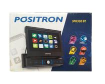 Dvd Positron Sp6330bt Retratil Bluetooth Usb Sd Espelhamento 7 polegadas