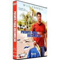 DVD Pronto Para Recomeçar - Will Ferrell - Playarte
