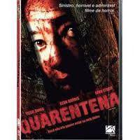 Dvd Quarentena - Sinistro Incrível e Impressionante Original -
