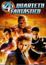 DVD Quarteto Fantastico - Fox