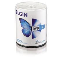 Dvd-r  4,7 gb. 120 min.  pino c/100 elgin -