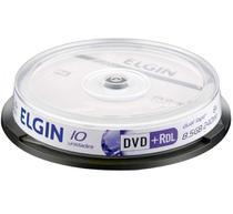 Dvd+R 8,5 Gb / 240 Min / 8x Dual Layer Elgin Unitario -