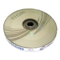 DVD+R DL Dual Layer 10 Mídias 8x 8.5GB 240min Elgin -