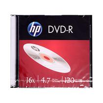 DVD-R Gravável 4.7gb Slim HP -
