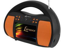 "DVD Rádio Portátil Lenoxx DT-525 Tela LCD 7""  - Conexão USB Ripping"