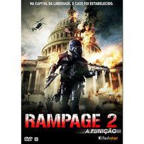 DVD - Rampage 2 - A Punição - Flashstar Filmes