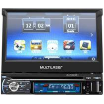 Dvd Retrátil 7 com TV/GPS/Bluetooth Extreme GP044 - Multilaser