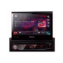 DVD retratil som automotivo Pioneer  AVH-4880BT