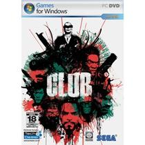 DVD Rom The Club - PC - Sega