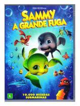 DVD Sammy - A Grande Fuga  Warner Bros -