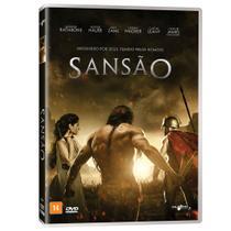 DVD - Sansão - Califórnia Filmes