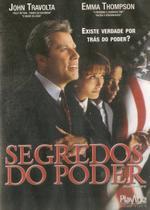 Dvd - Segredos do Poder - Playarte