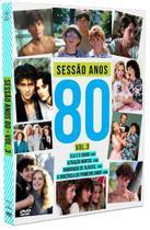Dvd Sessão Anos 80 - Vol. 3 - Obras-Primas Do Cinema