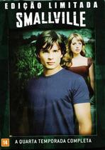 DVD Smallville Quarta Temporada Edição Limitada - Warner