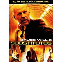 DVD Substitutos Bruce Willis - Rimo
