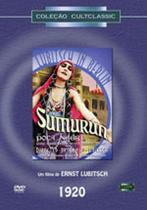 Dvd Sumurun - Ernst Lubitsch - Cult classic