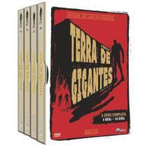 DVD Terra de Gigantes A Serie Completa, 16 Discos - Line store