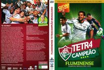 DVD Tetra Campeão Fluminense - Globo