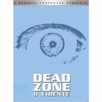 DVD The Dead Zone - O Vidente - 2 Temporada - 5 Discos - Paramount Pictures