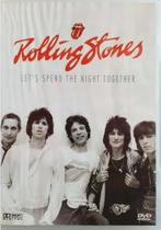 DVD The Rolling Stones - Let's Spend The Night Together - Radar