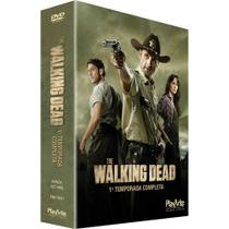 DVD The Walking Dead - 1ª Temporada - 3 Discos - Playarte