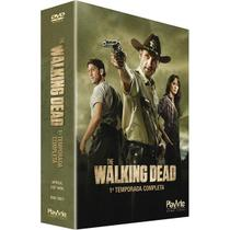 DVD - The Walking Dead - 1ª Temporada Completa - Playarte