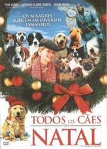 DVD Todos os Cães do Natal - Nbo