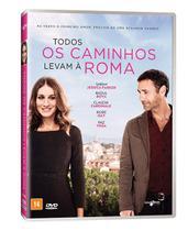 DVD - Todos Os Caminhos Levam a Roma - Califórnia Filmes