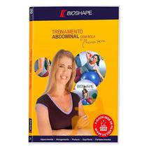 Dvd Treinamento Ivana Henn - Abdominal - Original Bioshape -