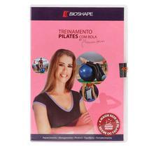 Dvd Treinamento Ivana Henn - Pilates - Original Bioshape -