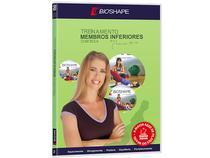 DVD Treinamento Membros Inferiores com Bola - Bioshape