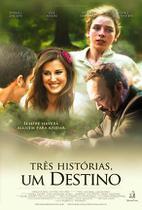 Dvd três histórias, um destino - Armazem