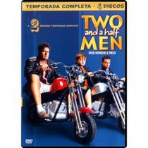 DVD Two and a Half Men - Dois Homens e Meio - 2ª Temporada - Warner