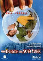 DVD Um Duende em Nova York - Sonopress