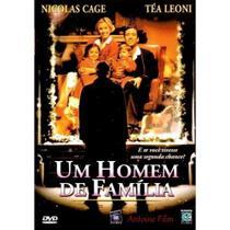 DVD - Um Homem de Família - Nicolas Cage - Europa