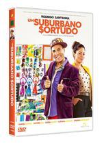 DVD - Um Suburbano Sortudo - Paris Filmes