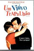 DVD Um Viúvo Trapalhão Walter Matthau - NBO