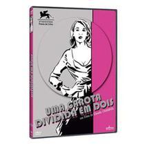 DVD Uma Garota Dividida em Dois - Imovision