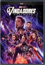 DVD - Vingadores - Ultimato - Disney