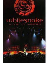 DVD Whitesnake Live In Japan - RADAR