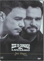 Dvd Zezé di Camargo & Luciano - Dois Tempos-parte2-kit(dvd+cd) - Sony Music One Music