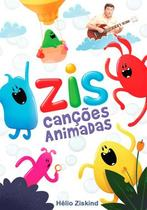 DVD Zis Cancoes Animadas - Mcd