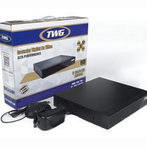 DVR 8 Canais 6x1 1080N TWG -