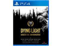 Dying Light Edição de Aniversário para PS4 - Techland