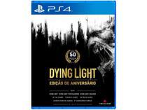 Dying Light Edição de Aniversário - Ps4 - Techland